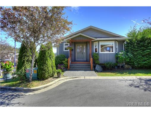 Main Photo: 2639 Pinnacle Way in VICTORIA: La Mill Hill Single Family Detached for sale (Langford)  : MLS® # 354983