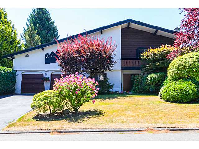 "Main Photo: 4940 5TH Avenue in Tsawwassen: Pebble Hill House for sale in ""PEBBLE HILL"" : MLS®# V1138682"