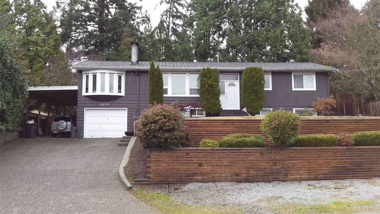 "Main Photo: 2079 KAPTEY Avenue in Coquitlam: Cape Horn House for sale in ""CAPE HORN"" : MLS® # R2022349"