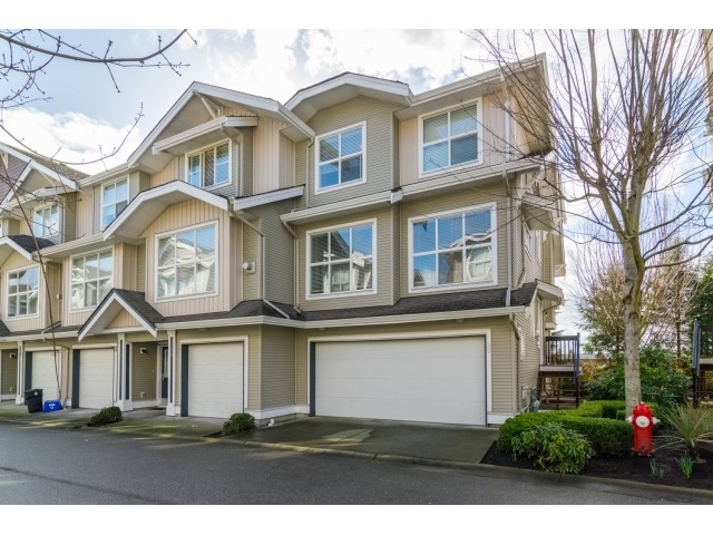 "Main Photo: 35 20460 66 Avenue in Langley: Willoughby Heights Townhouse for sale in ""Willow Edge"" : MLS®# R2034485"