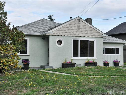 Main Photo: 312 Ker Avenue in VICTORIA: SW Gorge Single Family Detached for sale (Saanich West)  : MLS® # 370711