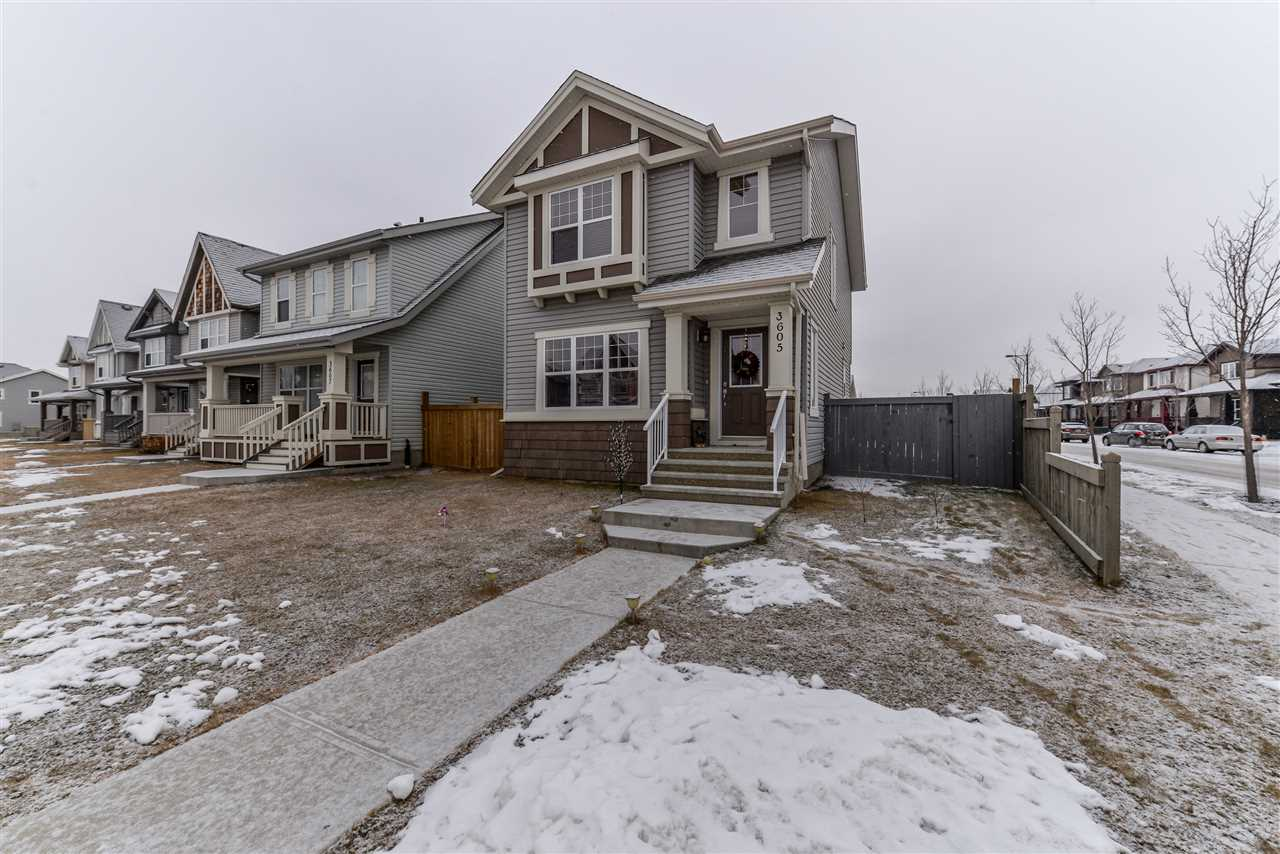 Main Photo: 3605 12 Street in Edmonton: Zone 30 House for sale : MLS(r) # E4052354