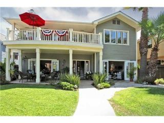 Main Photo: CORONADO VILLAGE House for sale : 4 bedrooms : 311 D Avenue in Coronado