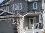 Main Photo: 49 Davis Street: Fort Saskatchewan House Half Duplex for sale : MLS(r) # E4060942