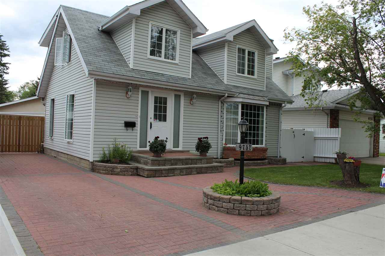 Main Photo: 9737 152 Street in Edmonton: Zone 22 House for sale : MLS(r) # E4061731