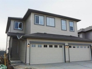 Main Photo: 3321 11 Avenue in Edmonton: Zone 30 House Half Duplex for sale : MLS(r) # E4065279