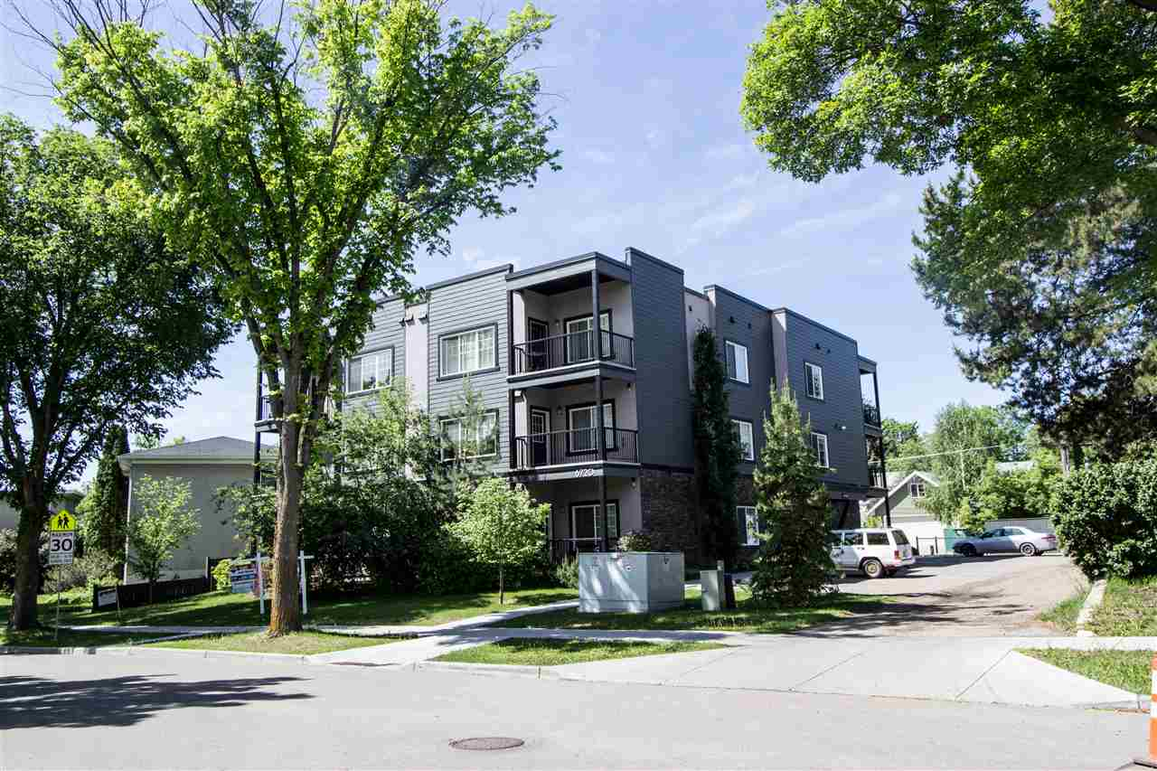 Main Photo: 203 6720 112 Street in Edmonton: Zone 15 Condo for sale : MLS(r) # E4068060