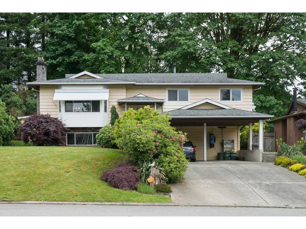 Main Photo: 2134 WEBSTER Court in Abbotsford: Poplar House for sale : MLS® # R2176043