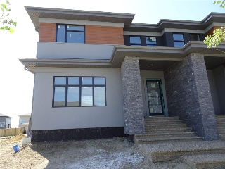 Main Photo: 7235 MAY Road in Edmonton: Zone 14 House Half Duplex for sale : MLS® # E4068494