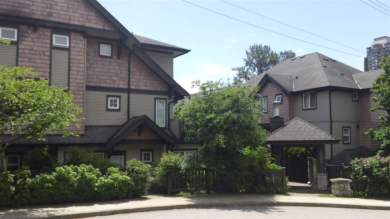 "Main Photo: 211 7000 21ST Avenue in Burnaby: Highgate Townhouse for sale in ""VILLETTA"" (Burnaby South)  : MLS(r) # R2178717"