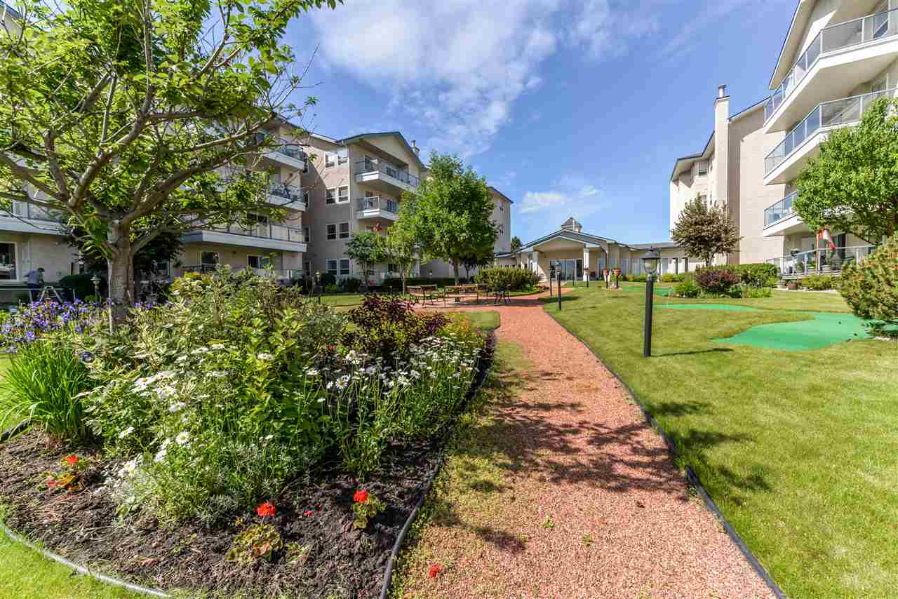Main Photo: 114 9535 176 Street in Edmonton: Zone 20 Condo for sale : MLS(r) # E4070485