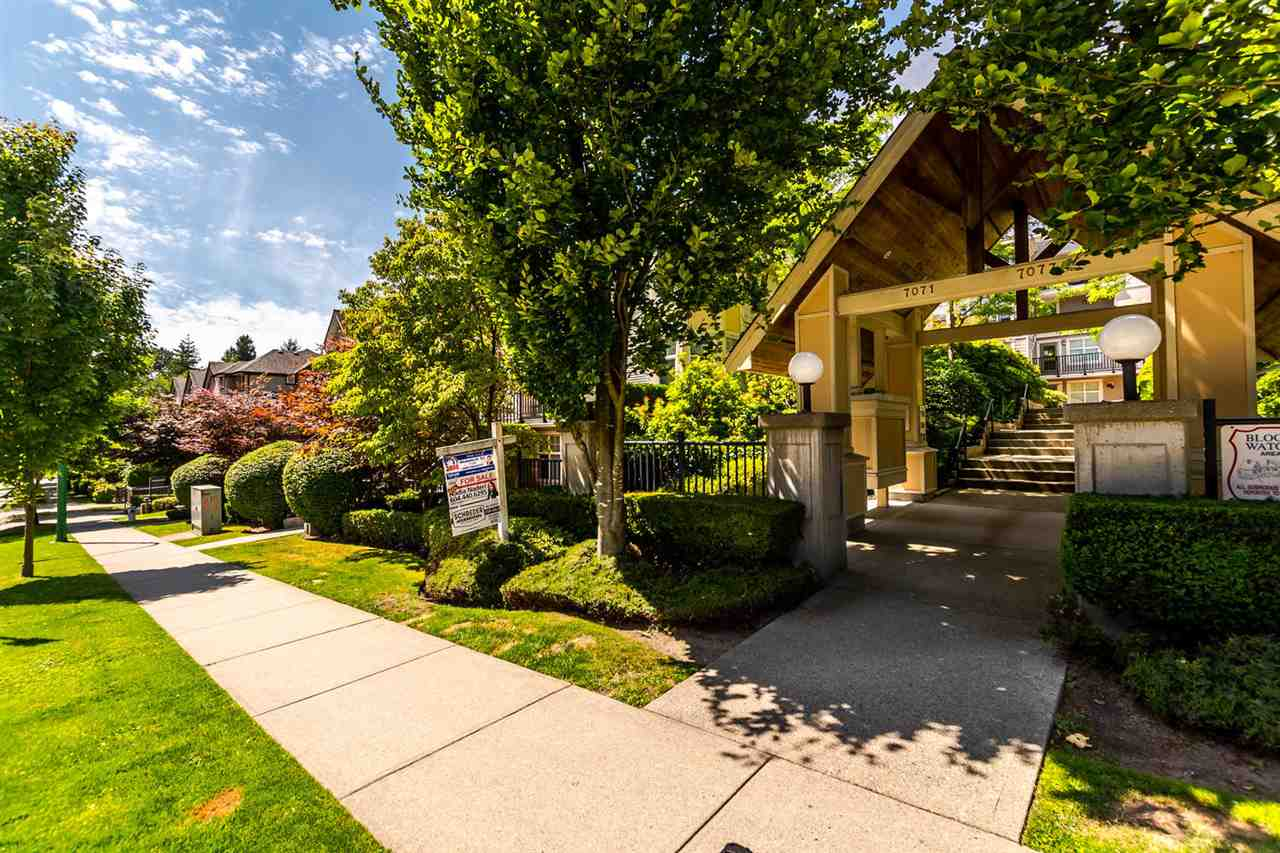 "Main Photo: 14 7071 EDMONDS Street in Burnaby: Highgate Townhouse for sale in ""ASHBURY"" (Burnaby South)  : MLS®# R2197229"