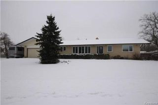 Main Photo: 582 Main Street in St Adolphe: R07 Residential for sale : MLS® # 1722644