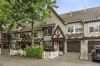 "Main Photo: 96 12099 237 Street in Maple Ridge: East Central Townhouse for sale in ""THE GABRIOLA"" : MLS® # R2206086"