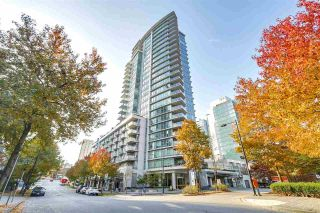 Main Photo: 1603 1616 BAYSHORE Drive in Vancouver: Coal Harbour Condo for sale (Vancouver West)  : MLS® # R2219685