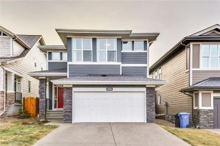 Main Photo: 125 CRANBROOK Crescent SE in Calgary: Cranston House for sale : MLS® # C4147726