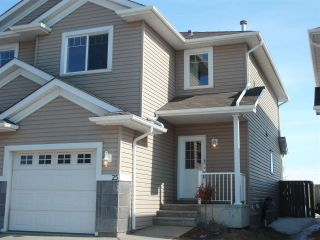 Main Photo: 25 2503 24 Street NW in Edmonton: Zone 30 Townhouse for sale : MLS®# E4092388