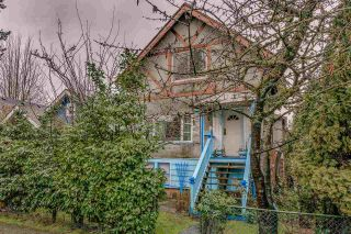 Main Photo: 3867 TUPPER Street in Vancouver: Cambie House for sale (Vancouver West)  : MLS® # R2235447