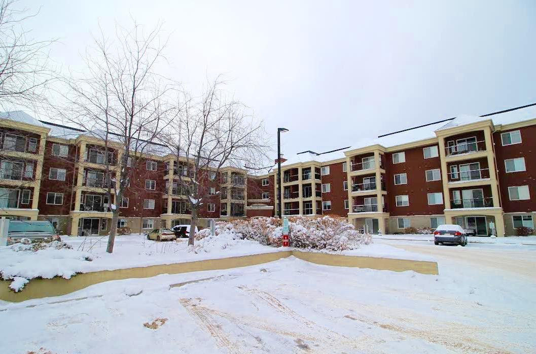 Main Photo: 323 300 Palisades Way: Sherwood Park Condo for sale : MLS® # E4096232