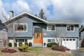 Main Photo: 1751 GREENMOUNT Avenue in Port Coquitlam: Oxford Heights House for sale : MLS®# R2245834
