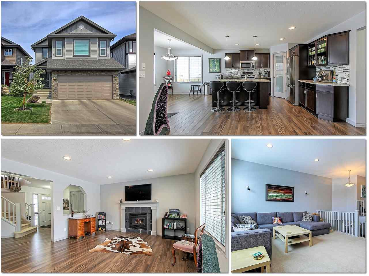 Main Photo: 538 MCDONOUGH Way NW in Edmonton: Zone 03 House for sale : MLS®# E4105995