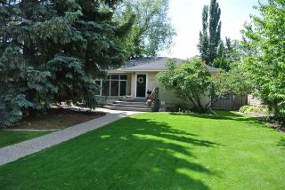 Main Photo: 9520 144 Street in Edmonton: Zone 10 House for sale : MLS®# E4117840