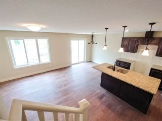 Main Photo: 26 Sentry Way: Sherwood Park House Half Duplex for sale : MLS®# E4131162