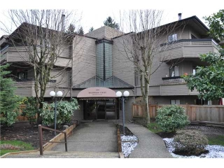 "Main Photo: 305 1195 PIPELINE Road in Coquitlam: New Horizons Condo for sale in ""DEERWOOD COURT"" : MLS® # V871489"