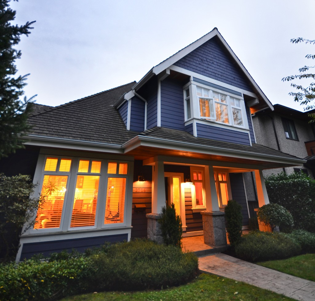 Main Photo: 2716 W 37TH Avenue in Vancouver: Kerrisdale House for sale (Vancouver West)  : MLS(r) # V1031547