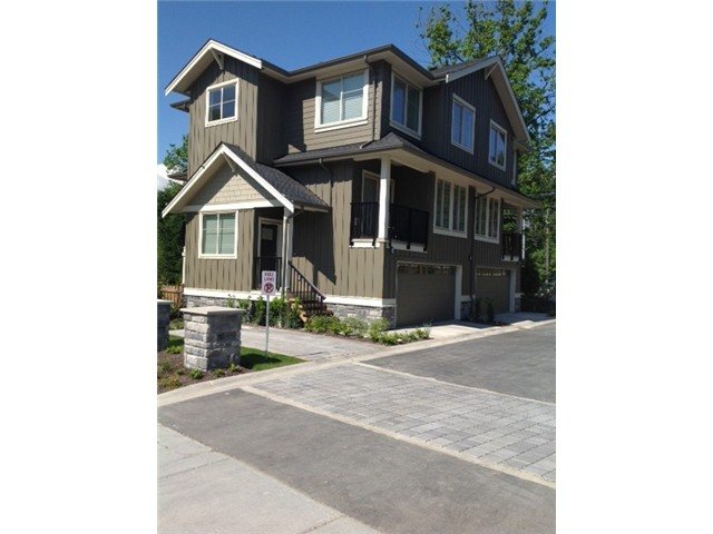 Main Photo: # 14 3280 147 ST in : King George Corridor Townhouse for sale : MLS® # F1311122