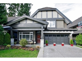 "Main Photo: 15455 36 Avenue in Surrey: Morgan Creek House for sale in ""Rosemary Heights"" (South Surrey White Rock)  : MLS® # F1423566"