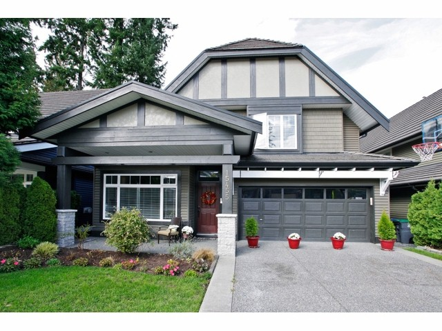 "Main Photo: 15455 36 Avenue in Surrey: Morgan Creek House for sale in ""Rosemary Heights"" (South Surrey White Rock)  : MLS®# F1423566"
