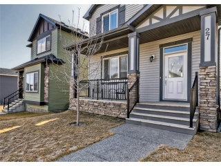 Main Photo: 27 NOLANFIELD Heights NW in Calgary: Nolan Hill House for sale : MLS(r) # C4005027