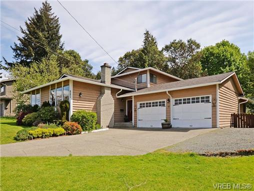 Main Photo: 885 Afriston Place in VICTORIA: Co Triangle Single Family Detached for sale (Colwood)  : MLS(r) # 350033