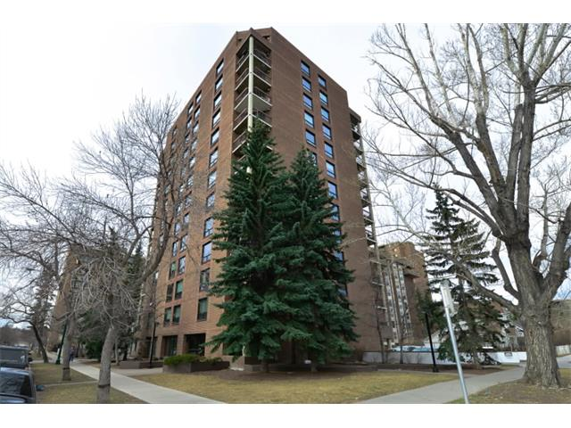 Main Photo: 520 1304 15 Avenue SW in Calgary: Connaught Condo for sale : MLS® # C4008905