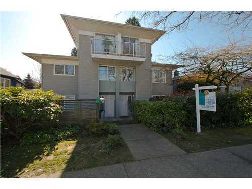 Main Photo: 1 1568 22ND Ave E in Vancouver East: Knight Home for sale ()  : MLS(r) # V997927