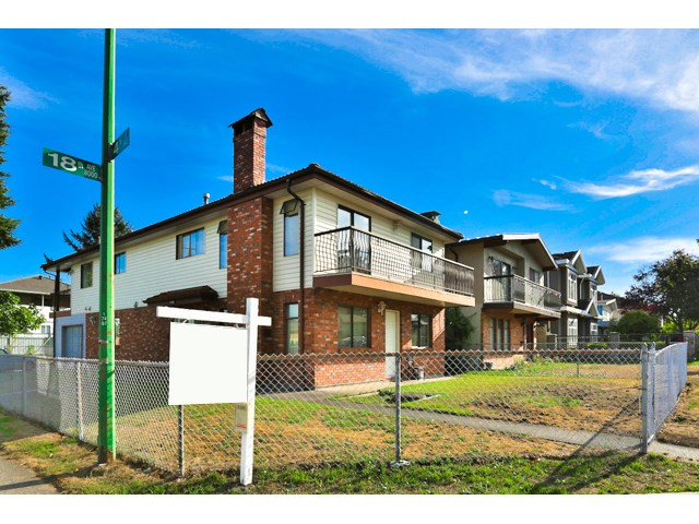 Main Photo: 7405 4TH Street in Burnaby: East Burnaby House for sale (Burnaby East)  : MLS® # R2001778