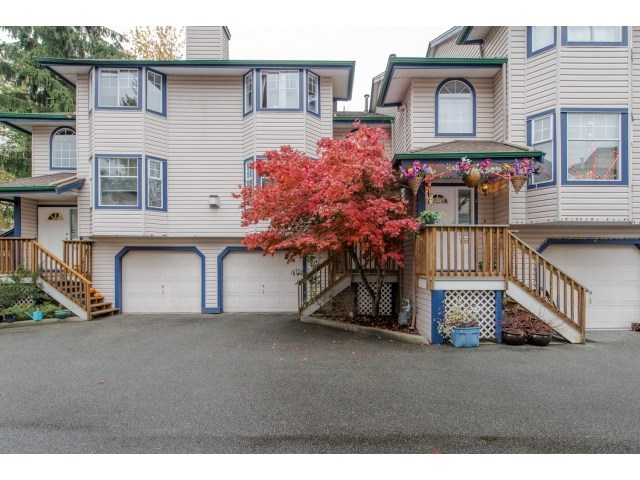 Main Photo: 5 2525 SHAFTSBURY Place in Port Coquitlam: Woodland Acres PQ Townhouse for sale : MLS® # R2013997