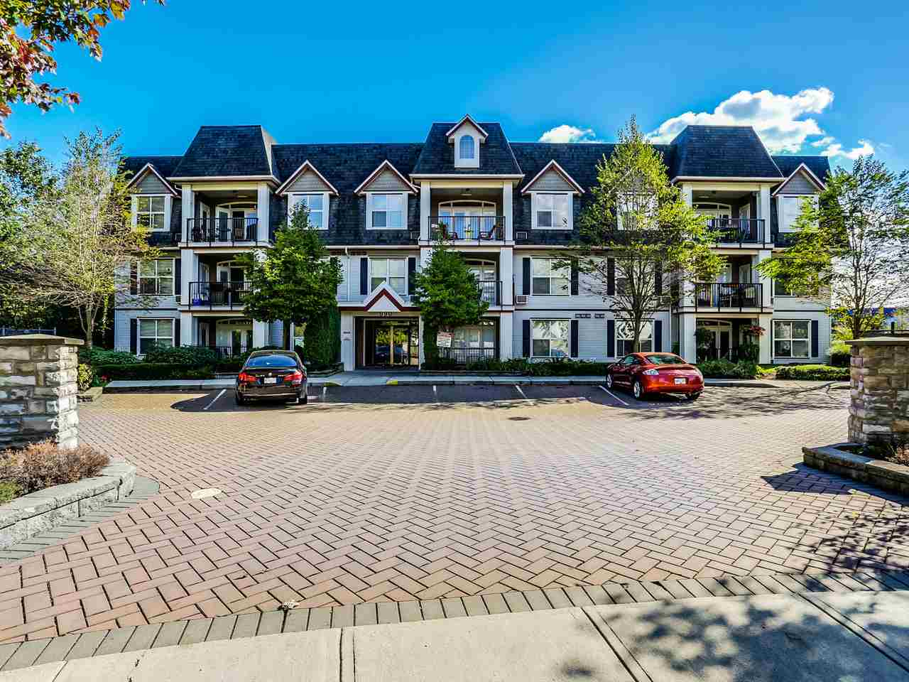 "Main Photo: 312 990 ADAIR Avenue in Coquitlam: Maillardville Condo for sale in ""Orleans Ridge"" : MLS(r) # R2024875"