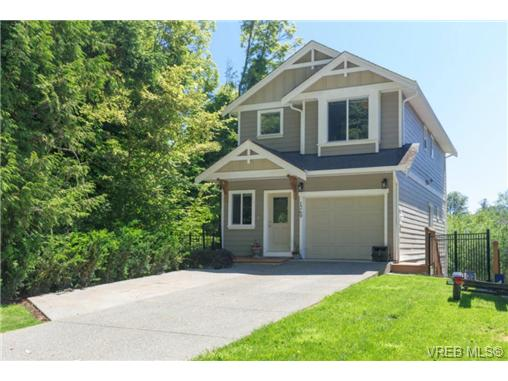 Photo 1: 1269 Goldstream Avenue in VICTORIA: La Langford Lake Single Family Detached for sale (Langford)  : MLS® # 360741