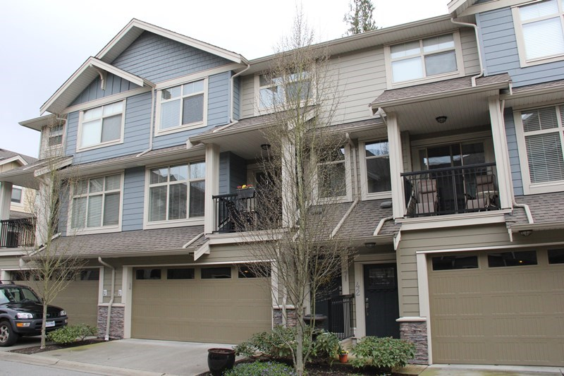 "Main Photo: 41 22225 50TH Avenue in Langley: Murrayville Townhouse for sale in ""Murray's Landing"" : MLS® # R2045874"