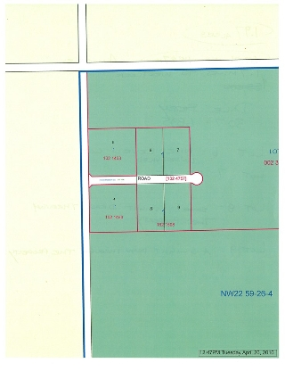 Main Photo: 6 RGE Rd 263 TWP Rd 594 Road: Rural Westlock County Rural Land/Vacant Lot for sale : MLS® # E4018681