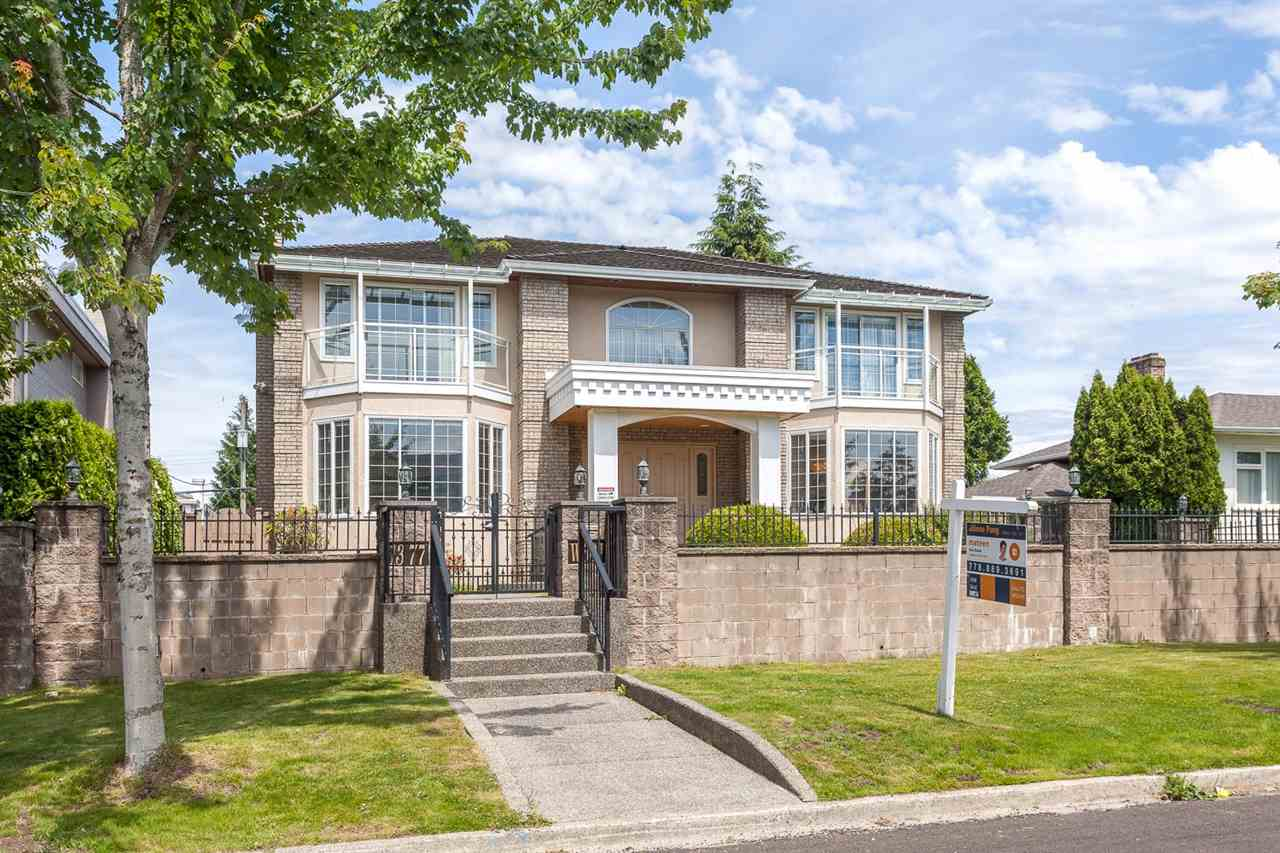 Main Photo: 1377 W 50TH Avenue in Vancouver: South Granville House for sale (Vancouver West)  : MLS® # R2086251