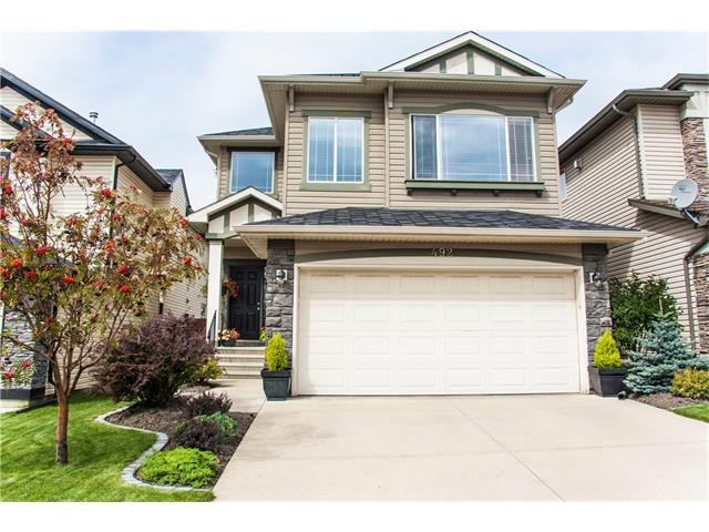 Main Photo: 492 TUSCANY Drive NW in Calgary: Tuscany House for sale : MLS(r) # C4077528
