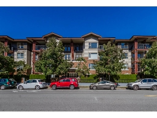 "Main Photo: 406 200 KLAHANIE Drive in Port Moody: Port Moody Centre Condo for sale in ""SALAL AT KLAHANIE"" : MLS(r) # R2130995"