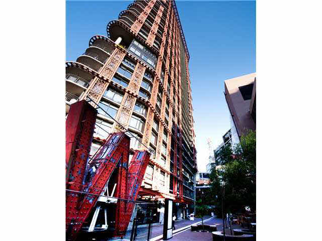 Main Photo: 1807 128 W CORDOVA STREET in : Downtown VW Condo for sale : MLS®# V921408