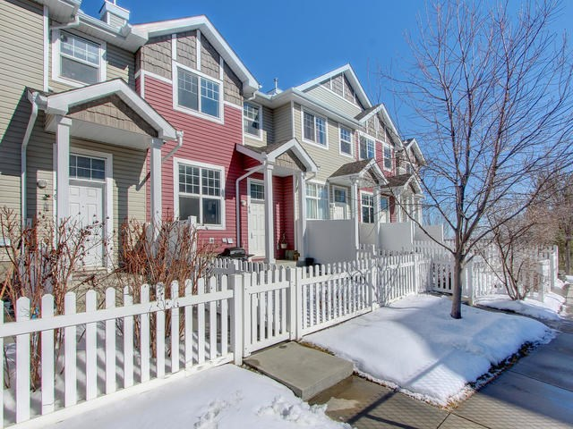 Main Photo: 5604 199 Street in Edmonton: Zone 58 Townhouse for sale : MLS(r) # E4055531