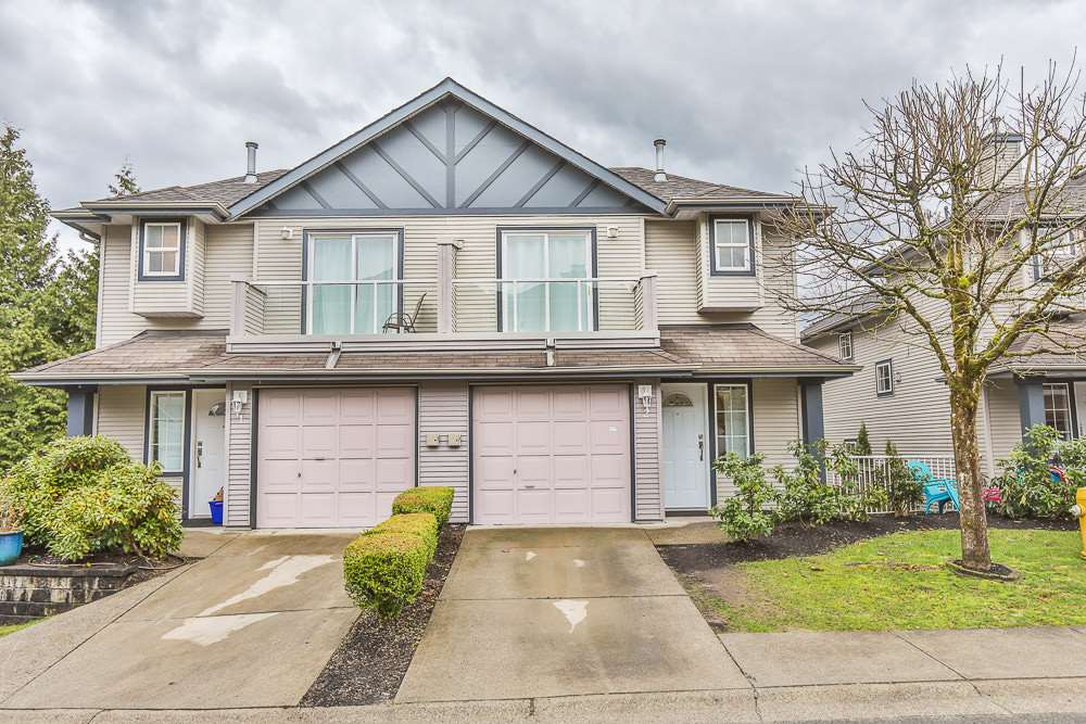 "Main Photo: 2 11229 232 Street in Maple Ridge: East Central Townhouse for sale in ""FOXFIELD"" : MLS® # R2148601"
