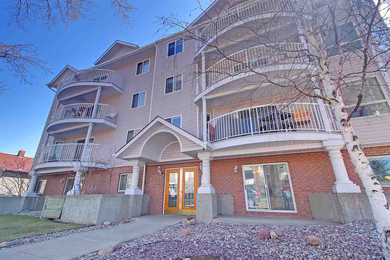 Main Photo: 204 10827 85 Avenue in Edmonton: Zone 15 Condo for sale : MLS(r) # E4063306