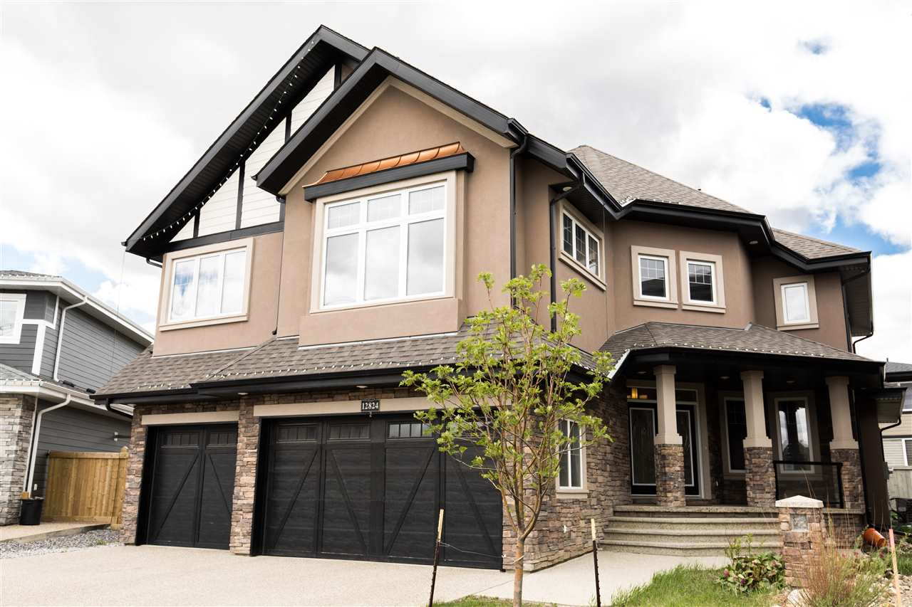Main Photo: 12824 201 Street in Edmonton: Zone 59 House for sale : MLS(r) # E4064794